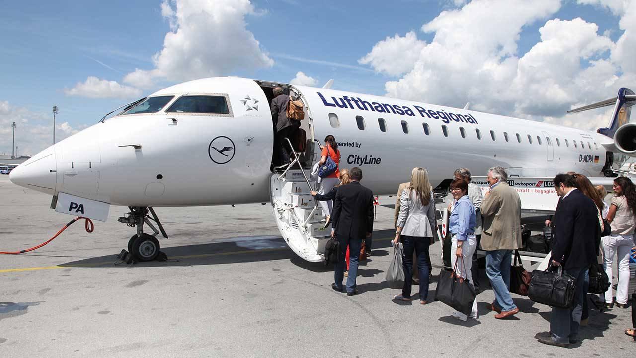 Lufthansa Live